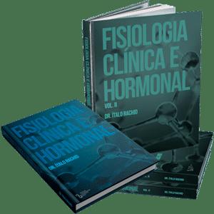 Livros: Fisiologia Clínica Hormonal (Vol. 1 + Vol. 2)