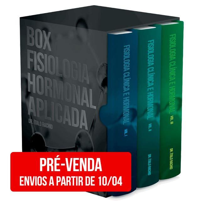 Box – Fisiologia Clínica e Hormonal (Frete Grátis!)