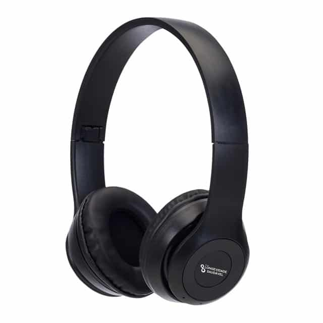 Headphone Bluetooth (com microfone)